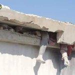 CNN : لا نعرف من قصف! الأمم المتحدة: نسعى لممر إنساني لرافعة تحمل السقف! روسيا:هذه نتائج بناء إرهابيي داعش والنصرة! https://t.co/mJlDjDwGVx