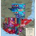 Hermosa variedad de colores típicos de las telas de #Guatemala por región... https://t.co/Tehi6Kwg5Z