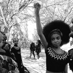 An African childs hair This is her crown She will will not hide it to please you ✊🏽  #StopRacismAtPretoriaGirlsHigh https://t.co/2qtxjvRl8v
