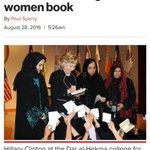 Anti woman, anti LBGTQ candidate @HillaryClinton s handlers mom supports Sharia Law❗️ https://t.co/IoPb41QT4A https://t.co/a5q0cT9qZx