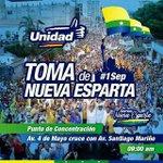Guaiquerí y con coraje iremos a la #TomaDeNvaEsparta en apoyo al #ReferendoYa 6/6 https://t.co/cseFVyM2k2