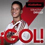 3 PT Tras un gran centro de Moreira, Driussi, con un cabezazo, pone el 1-0 para #River. https://t.co/F0lpfe4vae