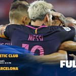 [MATCH REPORT] Athletic Club 0-1 FC Barcelona: Three huge points at San Mamés https://t.co/zRj1Z35UJS #FCBlive https://t.co/rzPBU9NMY6