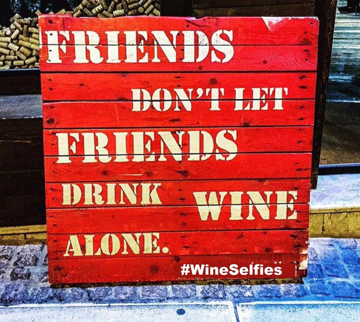 test Twitter Media - Friends don't let friends drink #wine alone! #wineoclock #wineselfies #winelovers https://t.co/MUSNVr7Dr6