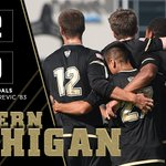 2 games. 2 shutout wins for @WMUMensSoccer. Bye scores his 2nd of the season in the win. #WeWillReign https://t.co/FmMVw26FSO