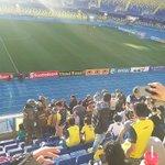Es una verguenza lo de @Carabdechile hoy en Collao.... amedrentando a NIÑOS de la barra de @FutbolUdeC por 4 lienzos https://t.co/WxxJne7Vpt