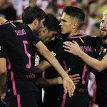 REPORT: Athletic Bilbao 0-1 Barcelona: Ivan Rakitics header seals win: https://t.co/sERmReq7s0 https://t.co/4QA4RPRwbl