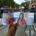 Ive made it. On a postcard next to @CTVNorma #GOALS 👑@PNE_Playland https://t.co/Cx9biSfuD0
