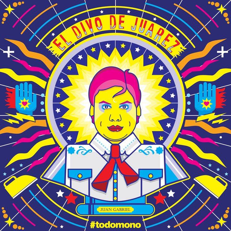 Se fué un grande, hermano mexicano que nos inspira con su alegría.#JuanGabriel #eldivodejuarez https://t.co/eoNIrXI6Yb
