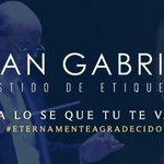 Muere un ídolo de la música latina #JuanGabriel #JuanGaPorSiempre paz a su alma. https://t.co/dbqa4hCTVB