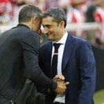 """""""Against Barça you can only choose how they beat you,"""" says Athletic boss Ernesto Valverde- https://t.co/UO2ImyWSih https://t.co/RsouZVggxm"""