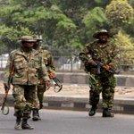 Adaka Boro Avengers Oppose Arms Mop Up To End Niger Delta Crisis - https://t.co/sDlH7AavdC #ChannelsAt21 https://t.co/gw4aeOTBqf