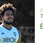 HES BACK!  Welcome back, @romantorres05 👏 #PORvSEA https://t.co/dOOhx9zh6N