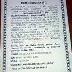 ⚠ Mañana posible cierre en la vía Interamericana en el Cruce de Horconcitos, a las 10 am, por moradores de Besiko ⚠ https://t.co/lKoMBHxfW3