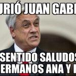 Murió Juanga. #FelizDomingo #JuanGabriel #QEPDJuanGabriel https://t.co/gu9FWOOXin