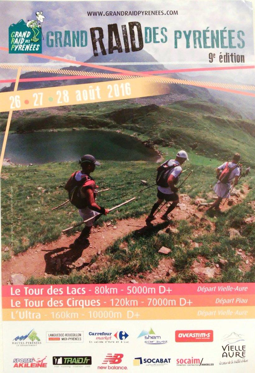 Imatge Le Grand Raid des Pyrénées