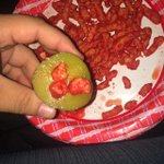 if u dont stick hot cheetos in ur pickles then what are you doing????? https://t.co/WgQ5uTbaWt