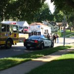 Standoff near 45th and Frances Street. @OmahaPolice has the area barricaded off. https://t.co/jVeXbnRuvm