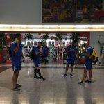 #SeleMayor ¡Ya estamos en Trinidad & Tobago! A jugar y dar todo por ese sueño. #VamosGuate https://t.co/x4DgL8cHLO