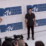 I spy @MTVteenwolfs @ShelleyHennig + @DSprayberry 😻 #VMAs https://t.co/yEf0N75cwc https://t.co/c7EbtEmaiY