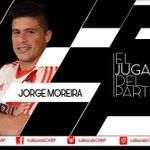 Moreira la figura del partido. La eligieron ustedes. #JugadorDelPartido https://t.co/ZtbA12LSYa