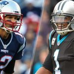 Remember when the NFL ranked @CameronNewton #1 and Tom Brady #2 on the NFL's Top 100 list? #Patriots #NEvsCAR https://t.co/69S0ZuZJoJ