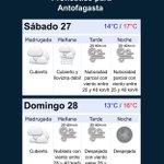 #Precaución conductores: a tomar resguardos por posibles lloviznas y fuerte viento en #Antofagasta @meteochile_dmc https://t.co/eoNZK4dPH8