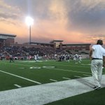 The @alleneagles and the @BucsFootball have a perfect sky above them. #txhsfb https://t.co/Kt2U2nn0yW
