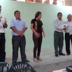 Pr Chileno dirige conferencia #RompiendoElSilencio en I.E. Picsi Alcalde Gobernador y Mimdes presente @elygedeon https://t.co/YRwNwVKkuH