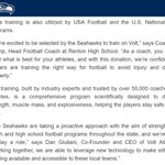 """The health & safety of youth athletes is one of our top priorities""—@Seahawks VP Mike Flood https://t.co/dhKxkSwAMb https://t.co/yRmrUAtcox"