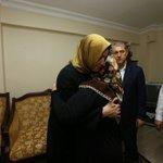Bakanımız @drbetulsayan 15 Temmuz şehitlerimiz Muharrem Kerem Yıldız ve Barış Efenin ailelerine ziyarette bulundu. https://t.co/2hiRKTQayS