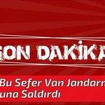 #SONDAKİKA Hainler Bu Sefer Van Jandarma Karakoluna Saldırdı! https://t.co/VNOati01UB https://t.co/CJq0OTeNHA