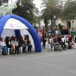 En los exteriores de @GoberLoja se desarrolla Festival de Arte y Cultura @JovenesUnasurEc #LaGeneraciónDeLaVictoria https://t.co/VIwWdP2rbC