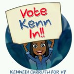its official!! im running for VP 😆🤘🏾🇺🇸 its time for some change. #votekennin https://t.co/t7I1PaylrA