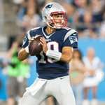 Jimmy Garoppolo reportedly is expected to start tonight, but Tom Brady also will play. https://t.co/IKr3OZRlnw https://t.co/1l9B5fYnuJ