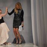 Watch inspirational teen model Madeline Stuart walk the Birmingham Fashion Week runway