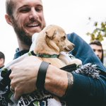 Does your pup sport Rave Green? Share a photo on #NationalDogDay and win! 🐶 https://t.co/6NFEruJabj https://t.co/znKZUqFyXQ
