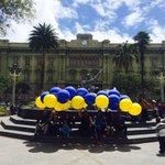 #Riobamba #NoHayDistancias cuando un país #Ecuador se une con un mensaje de superación 🎓🎈😊 https://t.co/Q3utMKT865
