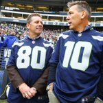 Seahawks greats Jim Zorn, Steve Largent team up for flashback Washington Lottery ad: https://t.co/pBePuFkztj https://t.co/QQ11tOZvZd