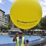 #Guayaquil #NoHayDistancias solo barreras que romper 🎓😊🎈 https://t.co/Ede9VGvJ0j