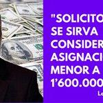 Así fue como textualmente Lenín Moreno pidió su $1millón de dólares para vivir en Ginebra  https://t.co/CF4vmuIQf6 https://t.co/niS0mrpfKT