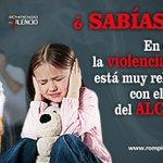 ¿Sabias que en el Perú la violencia familiar está relacionada al consumo del Alcohol? #RompiendoElSilencio #MiCOP https://t.co/st9CIBrrpS