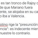 Dos jueces afines al PP juzgarán a Cotino.   ¿Sabéis por qué? https://t.co/7lb1ZUuksZ