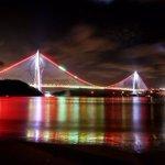 Yavuz Sultan Selim Köprüsü, vatanımıza, milletimize hayırlı olsun. Allah, devletimize, milletimize zevâl vermesin. https://t.co/b5qipMIV4w