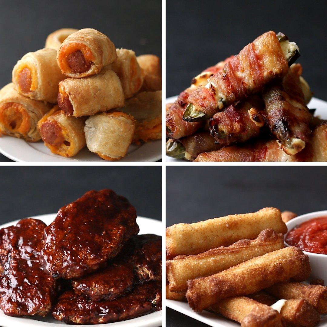 3-Ingredient Appetizers  https://t.co/ytYbHCSPW0