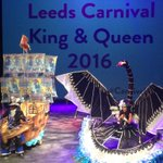 Congratulations to the Leeds Carnival King & Queen 2016 #CarnivalHappy @CarnivalLeeds @WYPlayhouse https://t.co/Qtc27DbMsz