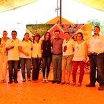 #OrgulloMorelos presente en la Feria del Queso, Pan y Rompope. #Tehuixtla #Morelos #ConsumeLocal https://t.co/zYYKDQ61dK