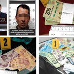Detenido con 979 billetes falsos cuando iba en taxi por la CDMX. #PGR https://t.co/m2NgXPuV48 https://t.co/XZNm30JQD4