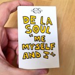 🎶 Its just me myself and I... 🎶 #KEXPDeLaSoul @kexp https://t.co/NWXzSOKXjE