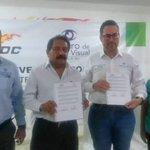 CROC Cancún firma convenio con Centro de Salud Visual https://t.co/PmxuJLU7Bw https://t.co/zmIys4fP2f
